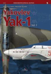 Yak-1, Vol. I - Alexander Rusetski (ISBN: 9788365437181)
