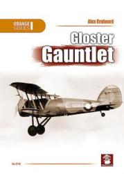 Gloster Gauntlet (ISBN: 9788365281616)