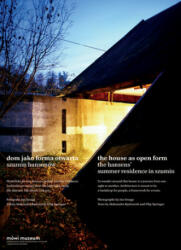 House as Open Form: The Hansens' Summer Residence in Szumin - Dom Jako Forma Otwarta. Szumin Hansenow (ISBN: 9788364177149)