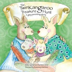 Twin Kangaroo Treasure Hunt, a Gay Parenting Story (ISBN: 9786070065453)
