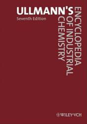 Ullmann's Encyclopedia of Industrial Chemistry 40 Volume Set (2011)