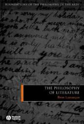 Philosophy of Literature (2008)