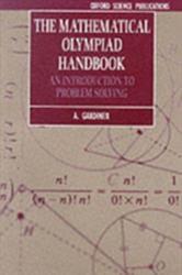 Mathematical Olympiad Handbook - A. Gardiner (1997)