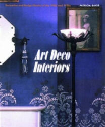 Art Deco Interiors - Patricia Bayer (1998)