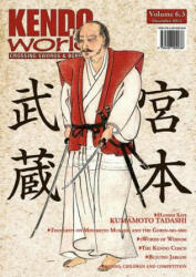 Kendo World 6.3 (ISBN: 9784907009038)