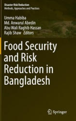 Food Security and Risk Reduction in Bangladesh (ISBN: 9784431554103)