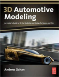3D Automotive Modeling (2010)