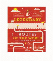 Legendary Routes of the World (ISBN: 9783899557596)