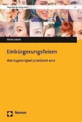 Einbrgerungsfeiern (ISBN: 9783848740246)