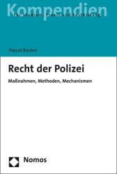 Recht der Polizei (ISBN: 9783848730919)