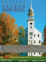 Alfred's Basic Adult Piano Course Sacred Book, Bk 1 - Willard Palmer, Morton Manus, Amanda Lethco (ISBN: 9780739015476)