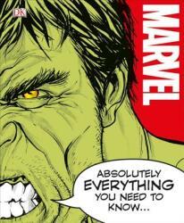 Marvel Absolutely Everything You Need to Know - Adam Bray, John Sazaklis (ISBN: 9781465452627)