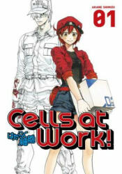 Cells at Work! , Volume 1 (ISBN: 9781632363565)