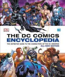 DC Comics Encyclopedia All-New Edition (ISBN: 9781465453570)