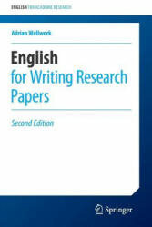 English for Writing Research Papers (ISBN: 9783319260921)