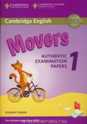Cambridge English Movers 1 for Revised Exam from 2018 Student's Book (ISBN: 9781316635902)