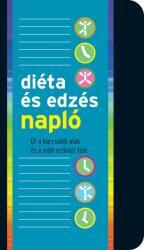 Diéta- és edzésnapló (ISBN: 9789631362114)