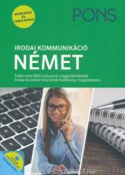 PONS Irodai kommunikáció - Német (ISBN: 9786155328800)