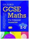 Oxford GCSE Maths for Edexcel: Specification A Student Book Foundation (2010)
