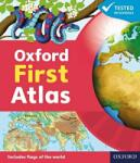 Oxford First Atlas Paperback 2011 (2011)