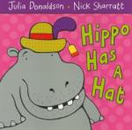 Hippo Has a Hat (ISBN: 9781405021920)