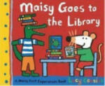 Maisy Goes to the Library (ISBN: 9781406306965)