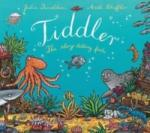 Tiddler The story-telling Fish (ISBN: 9781407106212)
