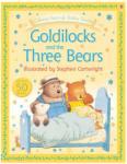 Usborne Fairytale Sticker Stories Goldilocks and the Three Bears (ISBN: 9780746073292)