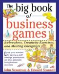 The Big Book of Business Games: Icebreakers, Creativity Exercises and Meeting Energizers (1996)