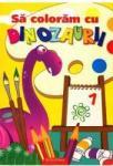 Sa coloram cu dinozaurii nr. 1 (2011)