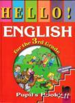 Hello! Учебник по английски език за 3. клас (ISBN: 9789540120966)