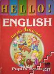 Hello! Учебник по английски език за 4. клас (ISBN: 9789540122137)