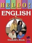Hello! Учебник по английски език за 7. клас (ISBN: 9789540121512)