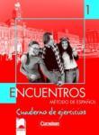 ENCUENTROS, част първа. Тетрадка по испански език за 8. клас (ISBN: 9789540123219)
