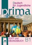 Prima 5, книга с текстове и упражнения по немски език за 8. клас (ISBN: 9789540123141)