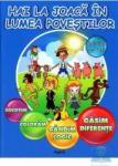 Hai la joaca in lumea povestilor. Activitati 5-6 ani (ISBN: 9789737145710)