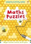 Maths Puzzles - Activity Cards (ISBN: 9781409524243)