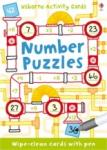 Number Puzzles - Activity Cards (ISBN: 9781409524250)