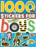 1000 Stickers For Boys (ISBN: 9781848792449)