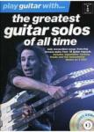 Play Guitar With. . . The Greatest Guitar Solos Of All Time (2006)