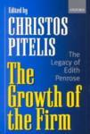 The Growth of the Firm: The Legacy of Edith Penrose (2002)