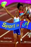 Oxford Reading Tree: Level 10: Treetops Non-Fiction: Sport is Fun! (2005)