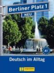 Berliner Platz 1 NEU A1 LB/AB m. CD + Landeskh (2009)