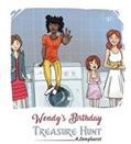 Wendy's Birthday Treasure Hunt (ISBN: 9781788486002)