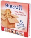 Biscuit Take-Along Storybook Set (ISBN: 9780061625169)