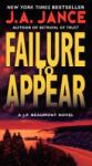 Failure to Appear: A J. P. Beaumont Novel (2011)