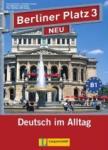 Berliner Platz 3 NEU LB u. AB m. CD + Landeskundeh (2011)