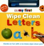 My first Wipe Clean Letters (2010)