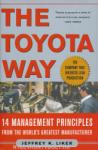 The Toyota Way: 14 Management Principles from the World's Greatest Manufacturer (2008)