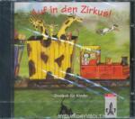 Auf in den Zirkus CD (ISBN: 9783125547261)